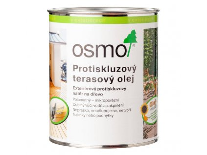 osmo protiskluzovy terasovy olej 430 bezbarvy