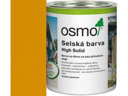 Osmo SELSKÁ BARVA 2,5L 2203 smrkově žlutá  + dárek v hodnotě až 250 Kč k objednávce