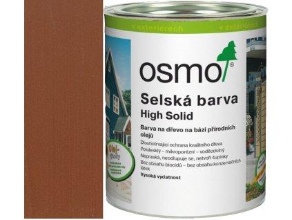 Osmo SELSKÁ BARVA 25L 2310 cedr/červené dřevo  + dárek v hodnotě až 1000 Kč k objednávce