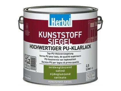 KUNSTSTOFF-SIEGEL 2,5L -bezbarvý lak (stupeň lesku vysoký lesk)