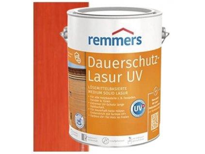 Dauerschutz Lasur UV (Dříve Langzeit Lasur) 5L mahagoni-mahagon 2255  + dárek dle vlastního výběru k objednávce