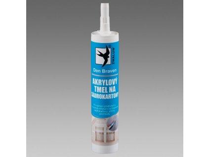 3158719 akrylovy tmel na sadrokartony 310 ml bila