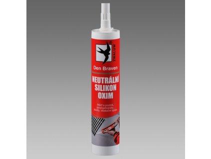 Neutrální silikon OXIM  310ml RL (Velikost a barva tmelu 310 ml  černý)