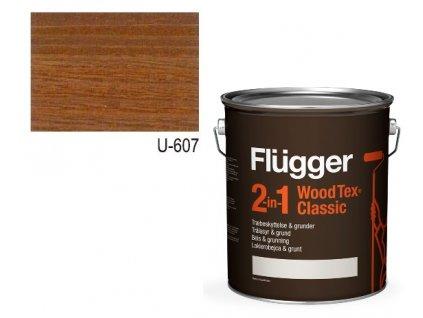3176133 flugger wood tex classic 2v1 drive flugger 2v1 classic lazurovaci lak 3l odstin u 607