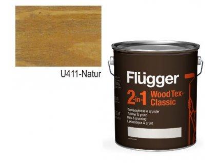 3176172 flugger wood tex classic 2v1 drive flugger 2v1 classic lazurovaci lak 3l odstin u 411 natur