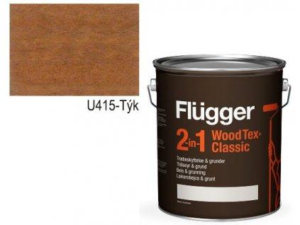 3176268 flugger wood tex classic 2v1 drive flugger 2v1 classic lazurovaci lak 5l odstin u 415 tyk