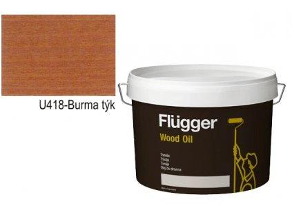 3177630 1 flugger wood oil aqua drive olej aqua 3l odstin u418 burma tyk