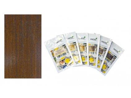 Vzorek - Osmo Ochranná olejová lazura 707 ořech