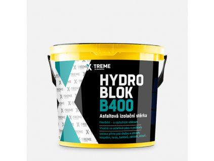 asfaltova izolacni sterka hydro blok b400