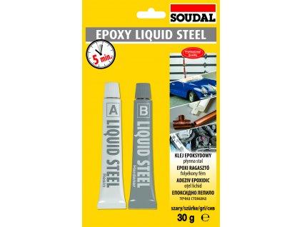 epoxy liquid steel