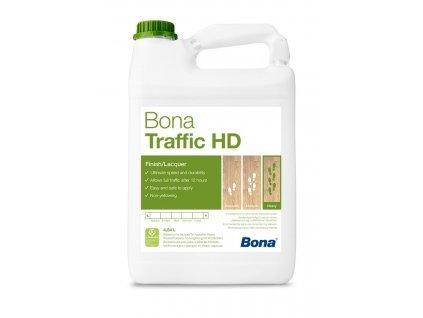 Bona Traffic HD - 4,95l (Objednat ve stupni lesku ultramatný, Velikost balení 4,95l)