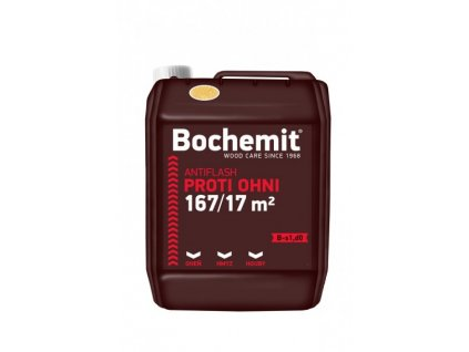 Bochemit Antiflash (proti ohni) hnědý (Hmotnost balení 60kg)