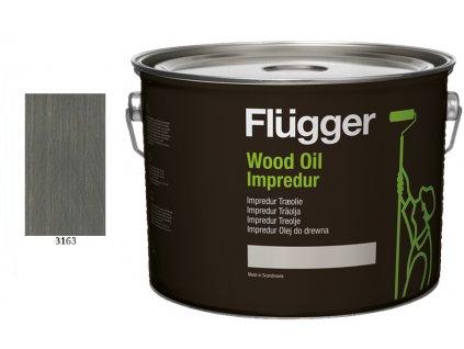 3189113 flugger wood oil impredur color drive impredur nano olej ochranny olej 3l odstin 3163