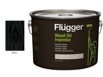 3189116 flugger wood oil impredur color drive impredur nano olej ochranny olej 3l odstin 3164