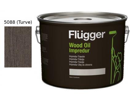 3189233 flugger wood oil impredur color drive impredur nano olej ochranny olej 3l odstin turve 5088