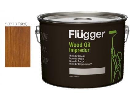 3189455 flugger wood oil impredur color drive impredur nano olej ochranny olej 9l odstin tatti 5071