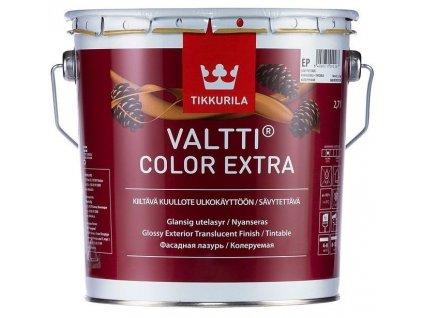 Tikkurila Valtti Color Extra - 9l vzorník TVT (Vzorník TVT 5089 (Piki))