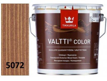 Tikkurila Valtti Color - 9L -5072 - teak - Honka  + dárek v hodnotě až 200 Kč zdarma k objednávce