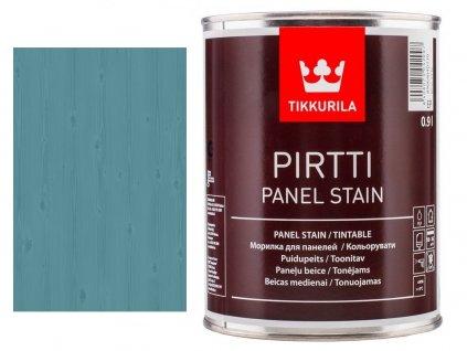 VRATKA ZÁKAZNÍKA - PIRTTI 0,9L odstín 3454 - Mořidlo pro interiérové povrchy