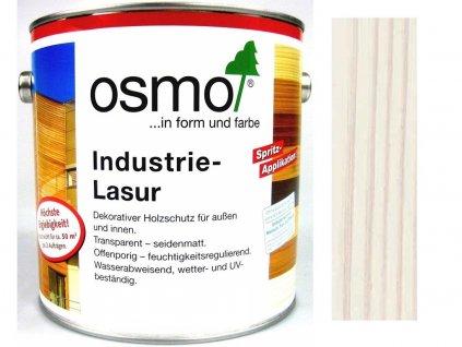 Osmo Průmyslová lazura 2,5L 5901 bílá