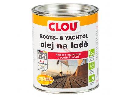 Clou BOOTS- & YACHTÖL ( Olej na lodě)
