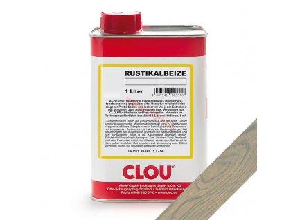 Clou RUSTIKAL - BEIZE ( Rustikální mořidlo 2577 středně šedá)