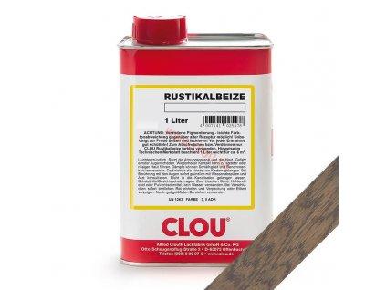 Clou RUSTIKAL - BEIZE ( Rustikální mořidlo 2578 tmavě šedá)