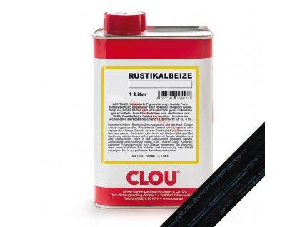 Clou RUSTIKAL - BEIZE ( Rustikální mořidlo 2327 hluboce černá)