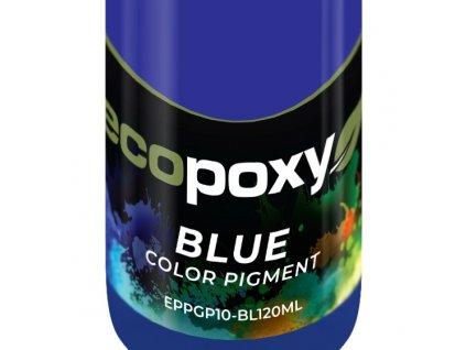 120mL Blue Color Pigment
