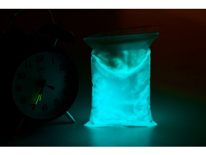 Pigment Glow In The Dark by Rivertable Aqua Blue