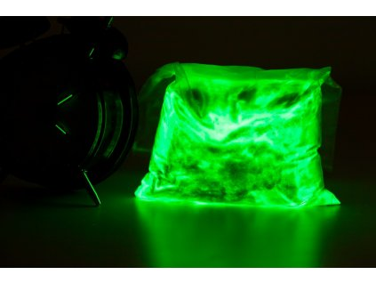 Pigment Glow In The Dark by Rivertable Yellow Green