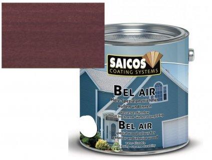 Saicos BelAir vodou ředitelný olejový nátěr - palisandr transparentní - palisander transparent 720089; 2,5L