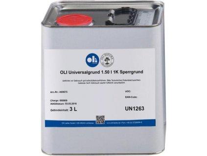 Oli-Lacke - OLI-UNIVERSALGRUND 1.50 (Univerzální primer) 3L
