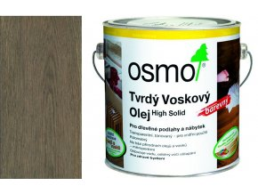 Osmo tvrdý voskový olej BAREVNÝ 2,5l Grafit 3074  + dárek v hodnotě až 200 Kč + při odběru více než 2ks SLEVA 10%