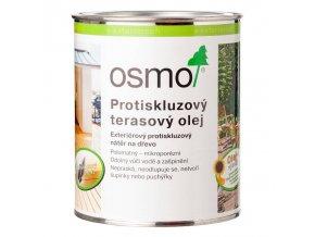 Osmo Protiskluz. terasový olej 2,5l bezbar. 430  + dárek v hodnotě až 200 Kč zdarma