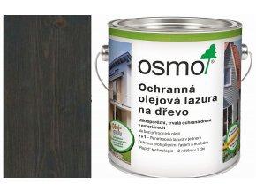 Osmo Ochranná olejová lazura 2,5l Křemenně šedá 907  + dárek v hodnotě až 200 Kč k objednávce