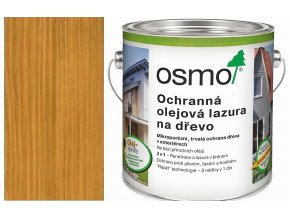 Osmo Ochranná olejová lazura 25l borovice 700  + dárek v hodnotě až 1000 Kč k objednávce