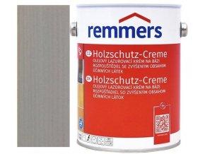 Remmers - HOLSCHUTZ CREME* 5,0 L - Silbergrau  + dárek dle vlastního výběru k objednávce