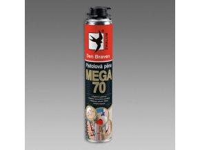 Pistolová pěna Mega 70 870 ml