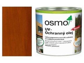 Osmo UV ochranný olej 25l cedr polomatný s ochranou nátěru 428  + dárek v hodnotě až 1000 Kč k objednávce