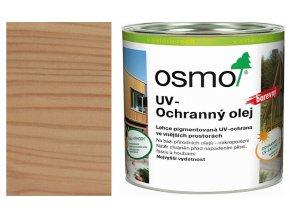 Osmo UV ochranný olej 0,75l natural polomatný s ochranou nátěru 429