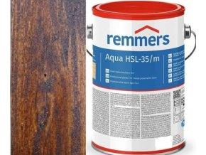 REMMERS Aqua HK-Lasur 20 L PALISANDER  + dárek v hodnotě až 200 Kč zdarma