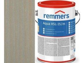 REMMERS Aqua HK-Lasur 2,5 L SILBERGRAU - STŘÍBRNÁ ŠEDÁ