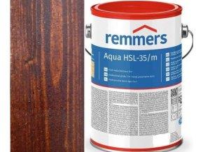 REMMERS Aqua HK-Lasur 2,5 L NUSSBAUM - OŘECH