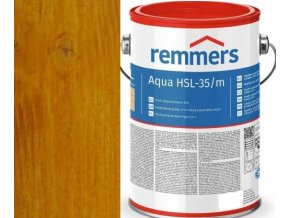 REMMERS Aqua HK-Lasur 2,5 L EICHE HELL - SVĚTLÝ DUB