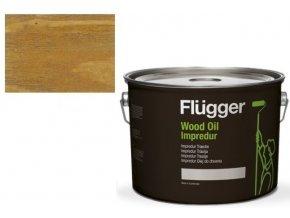 Flügger Wood Oil Impredur (dříve Impredur Nano Olej) - ochranný olej- 0,75l odstín U411 natur