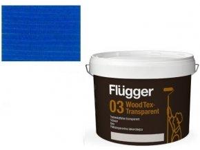 Flügger Wood Tex Aqua 03 Transparent (dříve 95 Aqua) -lazurovací lak - 0,75L odstín U497