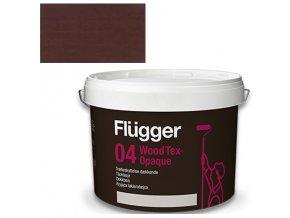 Flügger Wood Tex Aqua 04 Opaque (dříve 98 Aqua) - lazurovací lak - 3l odstín RAL 8017  + dárek dle vlastního výběru k objednávce