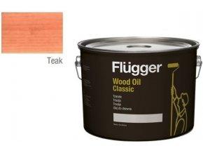 Flügger Olej classic - teak 0,75l