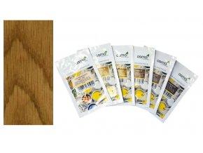 Vzorek 3071 - Osmo tvrdý voskový olej BAREVNÝ  Medová